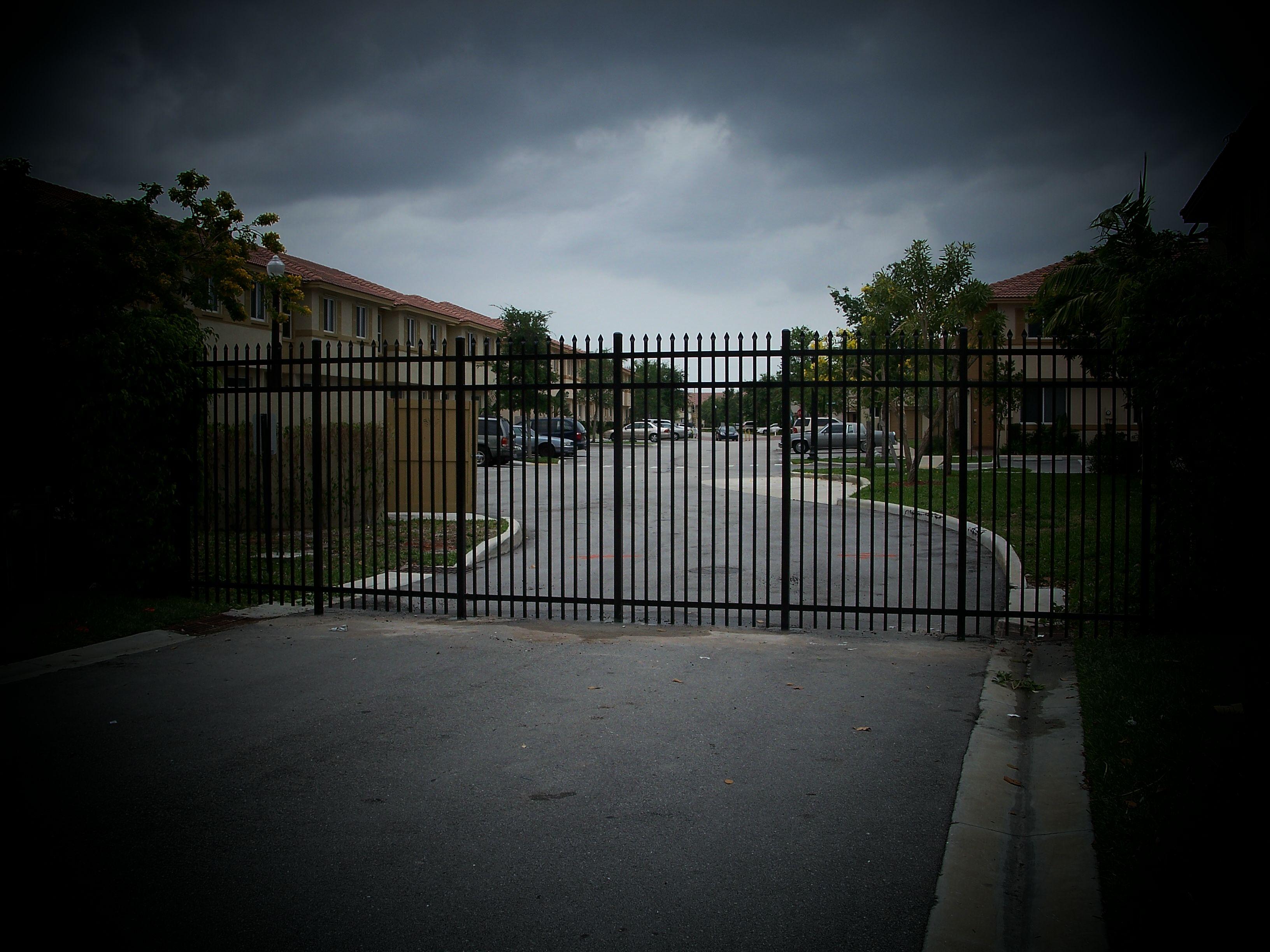Aluminum Fence West Palm Beach